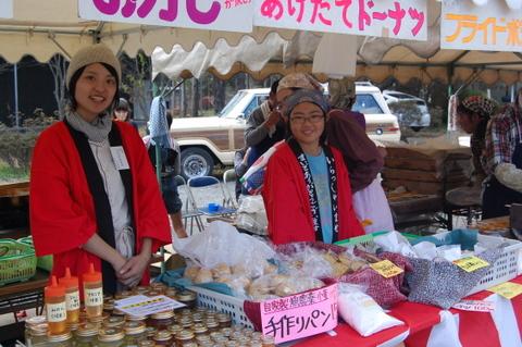 高校2年生(卒業後メンバー希望です!)のゆりちゃんは、「文化祭よりも楽しい!」