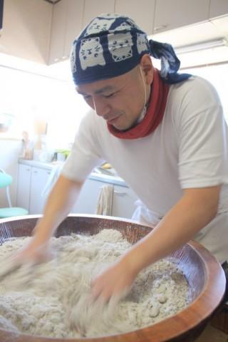 江戸蕎麦職人・やじー