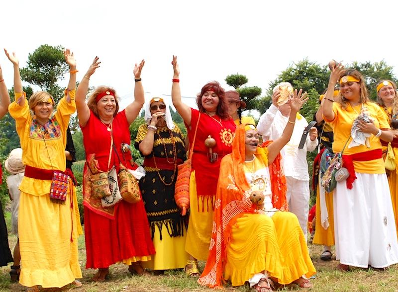 2014年のマヤの祭典より